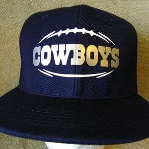 Other - Hat Cap Dallas Cowboys NFL Snapback Flat Bill